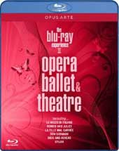 The Blu-Ray Experience II / Opera, Ballet & Theatre [Blu-Ray]
