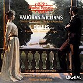 Vaughan Williams: The Wasps, etc;  Delius / Boughton, et al