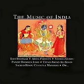 Various Artists: The Music of India [Deja Vu]