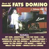 Fats Domino: The Best of Fats Domino Live, Vol. 1