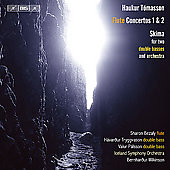 T&#243;masson: Flute Concertos, Skima / Bezaly, Wilkinson, et al