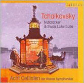 Tchaikovsky: Nutcracker & Swan Lake Suites / Vienna Symphony Orchestra Cello Octet