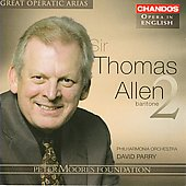 Sir Thomas Allen - Vol 2 / Parry, Allen, Philarmonia Orchestra