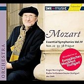 Mozart: Essential Symphonies Vol 4 / Norrington, et al