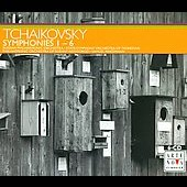Tchaikovsky: Symphonies 1-6 / Friedmann, et al