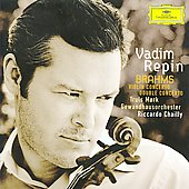 Brahms: Violin Concerto, Double Concerto / Repin, Mork, Chailly, Leipzig Gewandhaus Orchestra