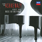 Works for Two Pianos by Debussy & Ravel