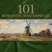 101 Romantic Masterpieces [Box Set]