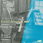 Music of Ezra Laderman, Vol. 9