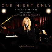 Barbra Streisand: One Night Only Live [Digipak]