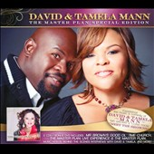 David Mann/David Mann/Tamela Mann: The Master Plan [Digipak]