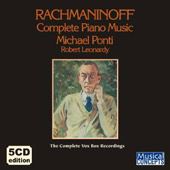 Rachmaninoff: Complete Piano Music / Ponti