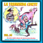 Various Artists: La  Tremenda Corte, Vol. 34