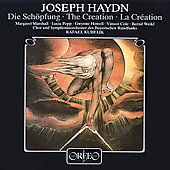 Haydn: The Creation / Kubelik, Marshall, Popp, Howell, et al