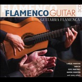 Various Artists: Flamenco Guitar [Golden Stars]