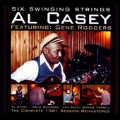 Al Casey (Swing): Six Swinging Strings [Digipak]