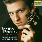 Classics - Paganini: 24 Caprices / James Ehnes