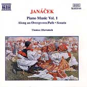 Janácek: Piano Music Vol 1 / Thomas Hlawatsch
