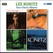 Lee Konitz: Four Classic Albums