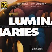Luminaries - Shostakovich, et al / Corporon, North Texas