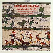 M. Haydn: Symphonies 34-39 / Goritzki, et al