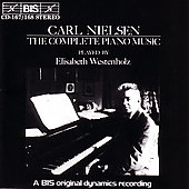 Nielsen: Complete Piano Music / Elizabeth Westenholz