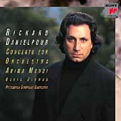 Danielpour: Concerto for Orchestra, etc / Zinman, Pittsburgh