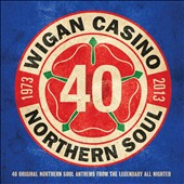 Various Artists: Wigan Casino 40th Anniversary Album