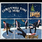 Canadian Brass: Christmas Time Is Here [Digipak] *