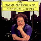 Wagner: Orchestral Music / Levine, The Met Orchestra