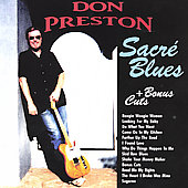 Don Preston (Guitar): Sacre Blues + Bonus Cuts