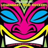 Various Artists: Keb Darge & Little Edith's Legendary Wild Rockers, Vol. 4: A Collection of Rare Rockabilly & Surf from the Fifties & Sixties [Digipak]