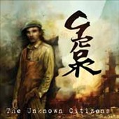 Grorr: The Unknown Citizens [Digipak]