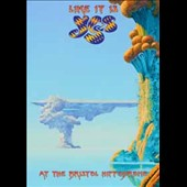 Yes: Like It Is: Yes at the Bristol Hippodrome [Blu-Ray]