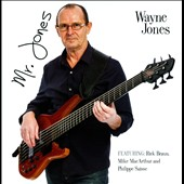 Wayne Jones (Ramona Flowers): Mr. Jones [EP]