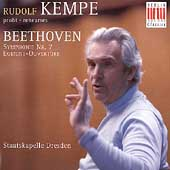 Rudolf Kempe rehearses Beethoven - Symphonie no 7, Egmont