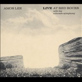 Amos Lee: Live at Red Rocks with the Colorado Symphony [Digipak]