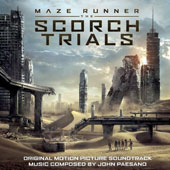Various Artists: Maze Runner: The Scorch Trials [Original Motion Picture Soundtrack]