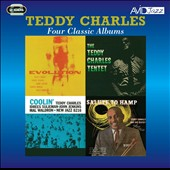 Teddy Charles: Four Classic Albums