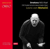 Smetana: Ma Vlast (My Country) / Stanislav Gorkovenko, St. Petersburg Radio and TV Symphony Orchestra