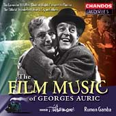 The Film Music of Georges Auric / Rumon Gamba, BBC PO