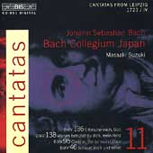 Bach: Cantatas Vol 11 / Suzuki, Bach Collegium Japan
