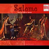 Handel: Salomo / R&ouml;gner, Schiml, B&uuml;chner, Polster, et al