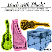 Bach with Pluck - The Six Trio Sonatas BWV 525-530