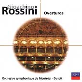 Eloquence - Rossini: Overtures / Dutoit, Montreal SO