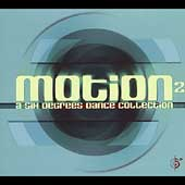 Various Artists: A Motion, Vol. 2: A Six Degrees Dance Collection