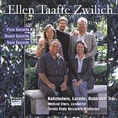 Zwilich: Double, Triple Concertos, etc / Kalichstein, et al