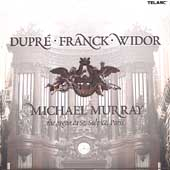 Dupré, Franck, Widor / Michael Murray