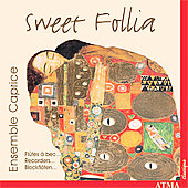 Sweet Follia - Purcell, Blavet, Couperin / Ensemble Caprice