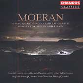 Classics - Moeran: String Quartet in A minor, Violin Sonata